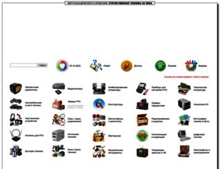 rw6ase.narod.ru screenshot