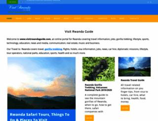 rwanda-online.org screenshot