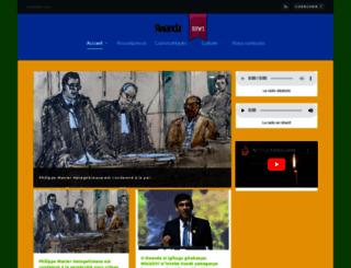 rwandaises.com screenshot