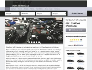rwashton.co.uk screenshot