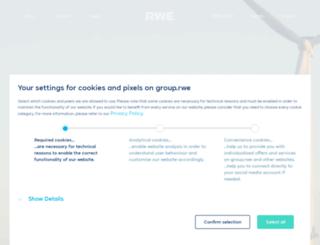 rwe.nl screenshot