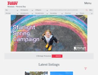 rwm.com.au screenshot