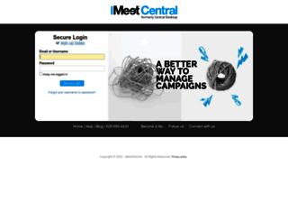 rxhelp360.centraldesktop.com screenshot