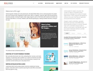rxlogs.net screenshot