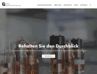 rxtech.ch screenshot