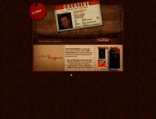 ryandaviddesigns.com screenshot