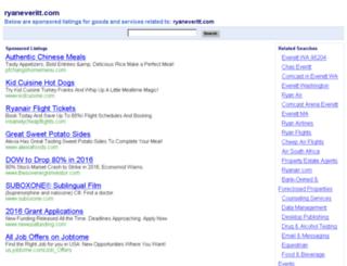 ryaneveritt.com screenshot