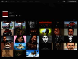 ryannore.cgsociety.org screenshot