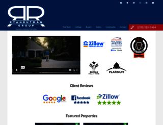 ryanrutman.com screenshot