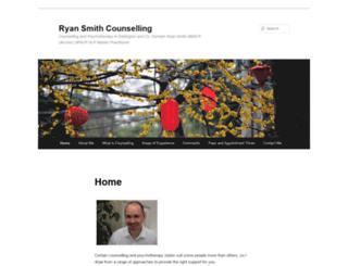 ryansmithcounselling.co.uk screenshot