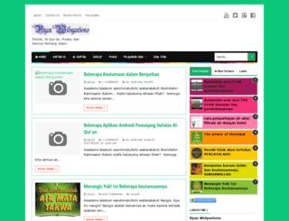ryanwidyantono.blogspot.com screenshot