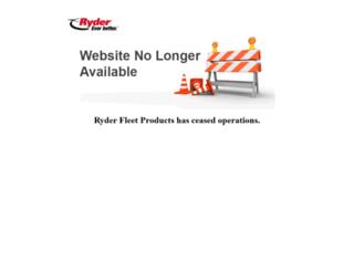 ryderfleetproducts.com screenshot