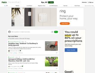 rye.patch.com screenshot
