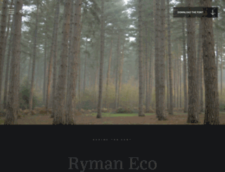 rymaneco.co.uk screenshot