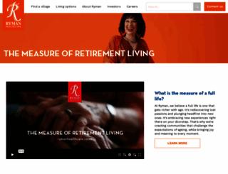 rymanhealthcare.co.nz screenshot