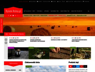 rynek-rolny.pl screenshot