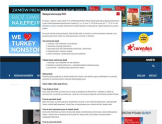 rynekturystyczny.pl screenshot