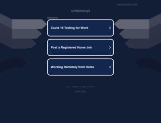 rynkipracy.pl screenshot