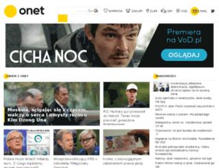 ryszardczarnecki.blog.onet.pl screenshot