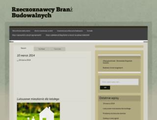 rzeczoznawcy-branz-bud.pl screenshot