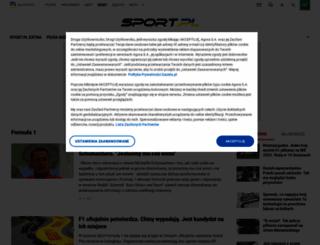rzeszow.sport.pl screenshot
