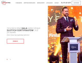 rzetelnafirma.pl screenshot