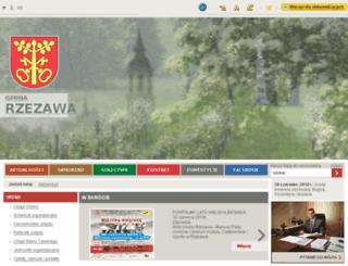 rzezawa.pl screenshot