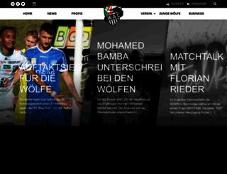 rzpelletswac.at screenshot