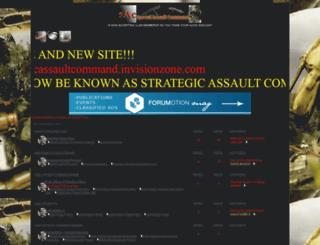 s-a-c.forumotion.com screenshot