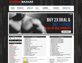s-bazaar.com screenshot