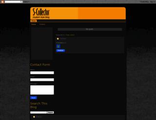 s-collector.blogspot.co.uk screenshot