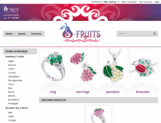 s-fruits-by-vf-joias.hostedbywebstore.com screenshot