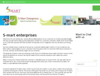 s-martenterprises.com screenshot