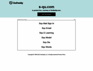 s-qu.com screenshot