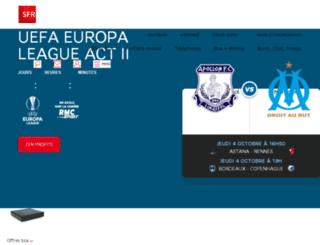s-sfr.fr screenshot