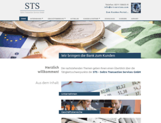 s-t-services.com screenshot