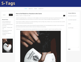 s-tags.com screenshot
