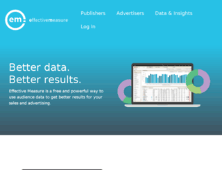s.effectivemeasure.net screenshot