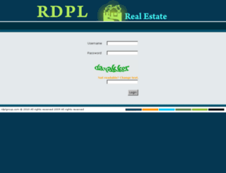 s.rdpllandmark.com screenshot