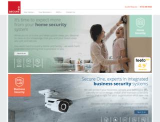 s1-alarm-systems.co.uk screenshot