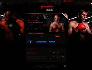 s1.boxingduel.cz screenshot