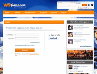 s1.cog.wsgame.com screenshot