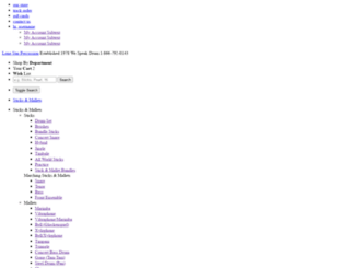 s1.lonestarpercussion.com screenshot