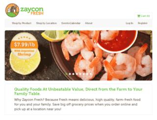 s1.zayconfoods.com screenshot