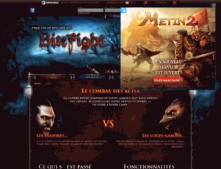s11.bitefight.fr screenshot