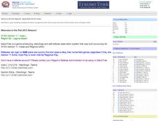 s11l86-15-fall.matchtrak.com screenshot