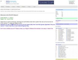 s11q144-15-fall.matchtrak.com screenshot