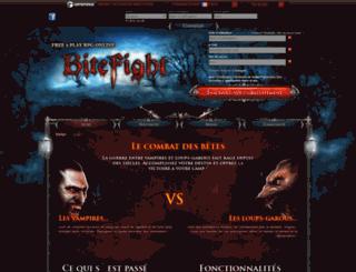 s12.bitefight.fr screenshot