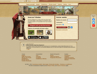 s12.tribalwars.es screenshot