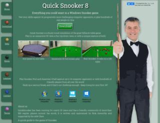 s2.quicksnooker.com screenshot